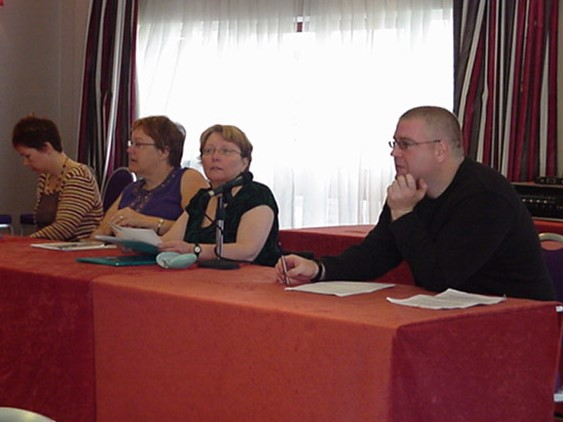 Social Model Conference with Martin Pagel, Lorraine Gradwell and Pam Thomas - 2006
