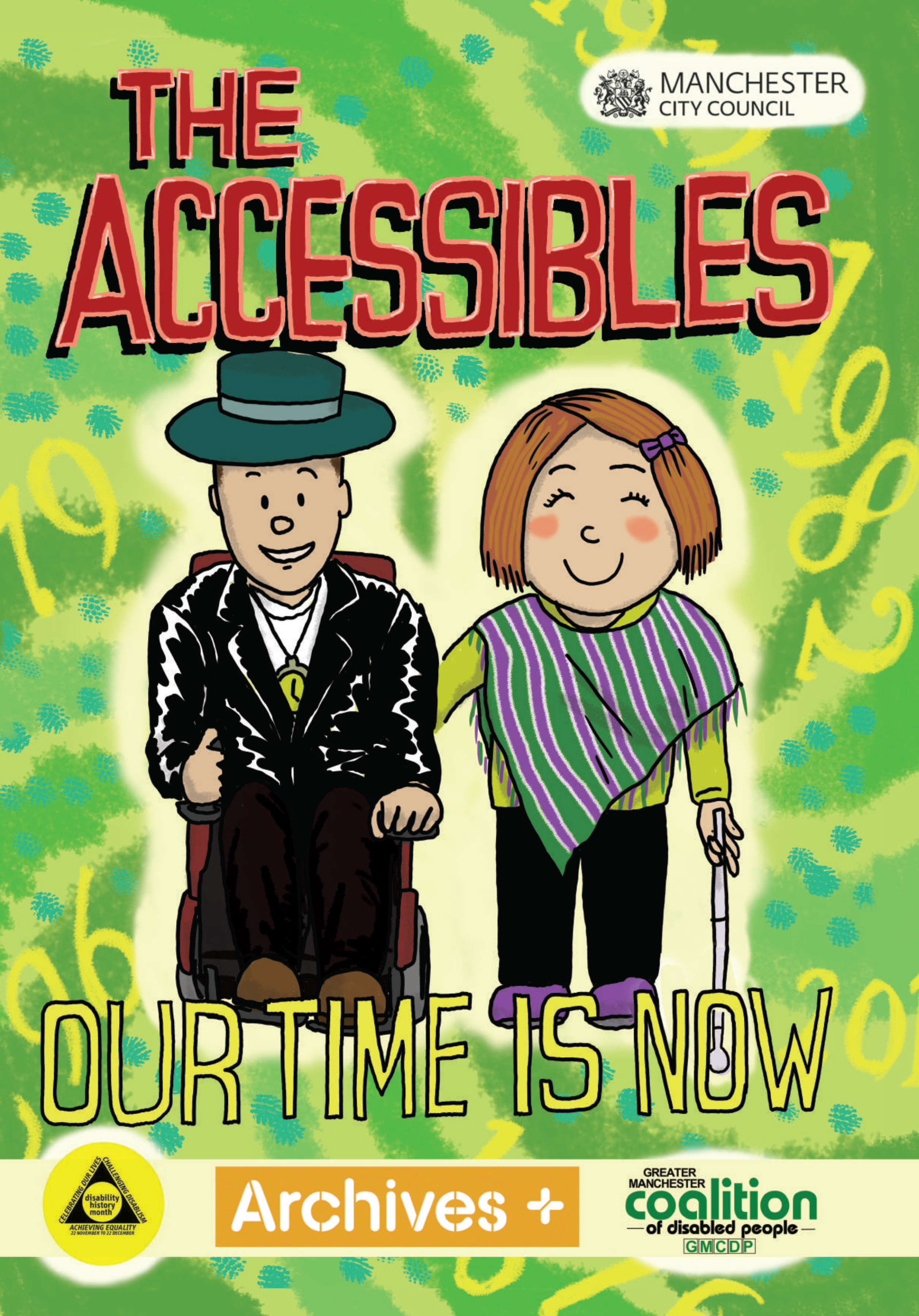 The Accessibles #1 - The Time Is Now - cover