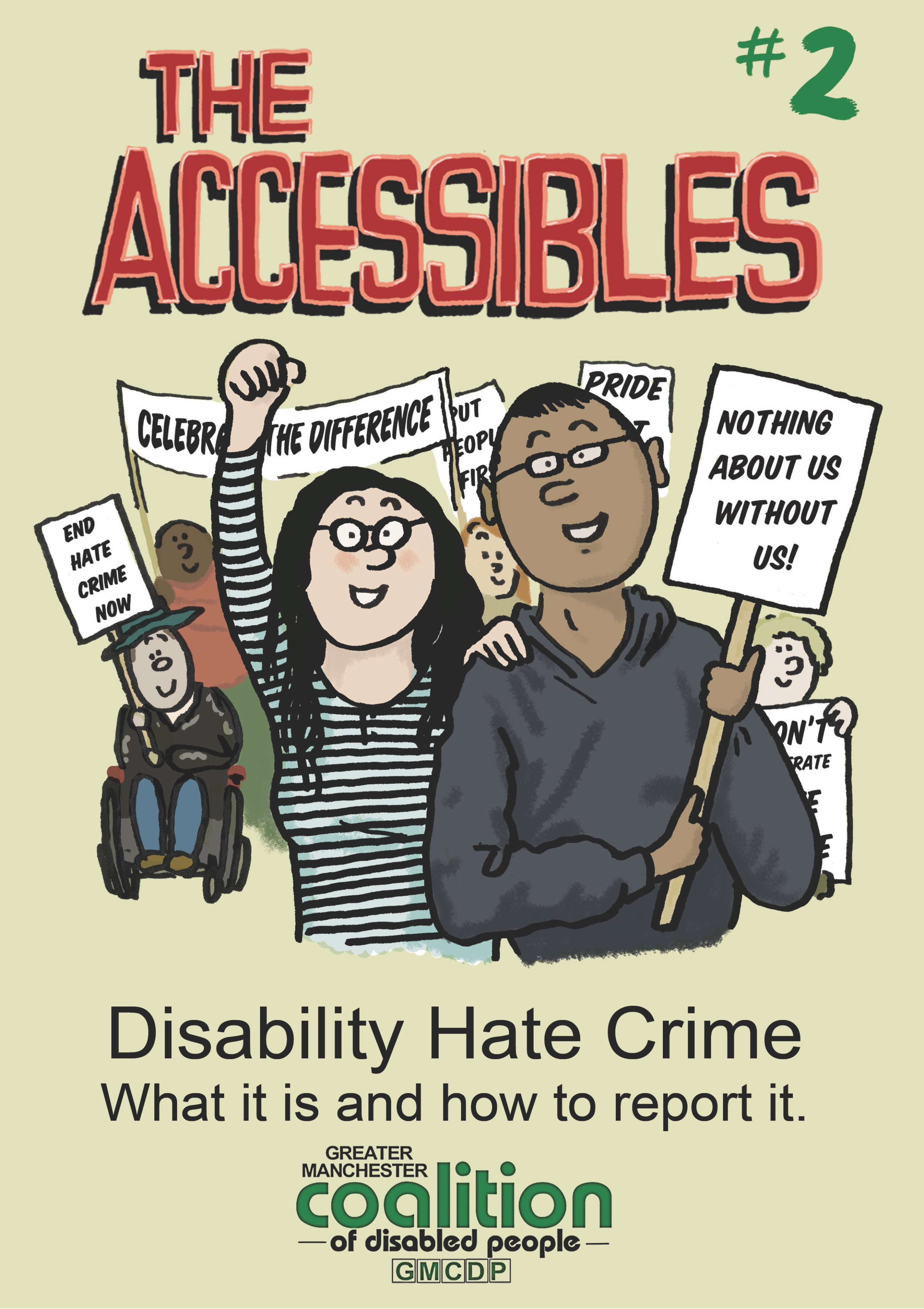 The Accessibles #2 - Disability Hate Crime: What It Is And How To Report It
